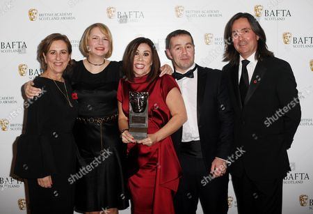 Kirsty Wark, Elspeth O'Hare, Jennifer Gilroy, Stephen Bennett - IWC Media/BBC One - Features & Factual Series - The Council and Neil Oliver
