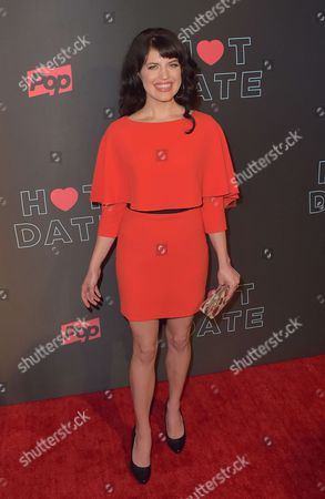 Editorial photo of 'Hot Date' film premiere, Los Angeles, USA - 02 Nov 2017
