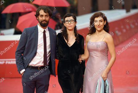 Natalia Beristain, Pedro De Tavira and Karina Gidi