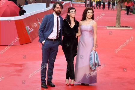 Pedro De Tavira, Natalia Beristain and Karina Gidi