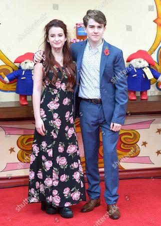 Samuel John and Madeleine Harris