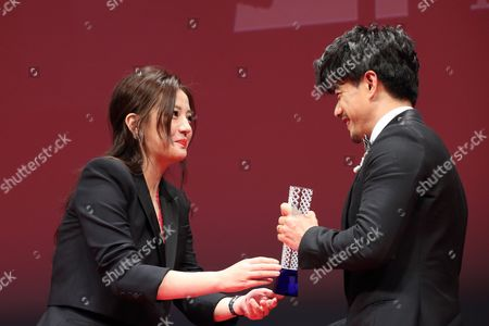Editorial image of Closing ceremony, 30th Tokyo International Film Festival, Japan - 03 Nov 2017