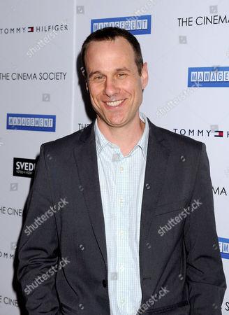 Director Stephen Belber
