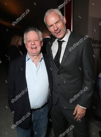 Jim Sheridan and Director/Writer Martin McDonagh