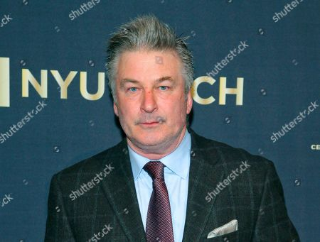 Editorial picture of People-Alec Baldwin, New York, USA