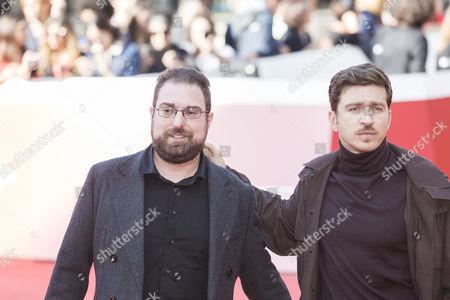 Editorial picture of 'In un Giorno la Fine' photocall, Rome Film Festival, Italy - 04 Nov 2017