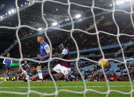 Editorial image of Aston Villa v Sheffield Wednesday , EFL SkyBet Championship  , Villa Park , Birmingham, UK, - 4  Nov 2017
