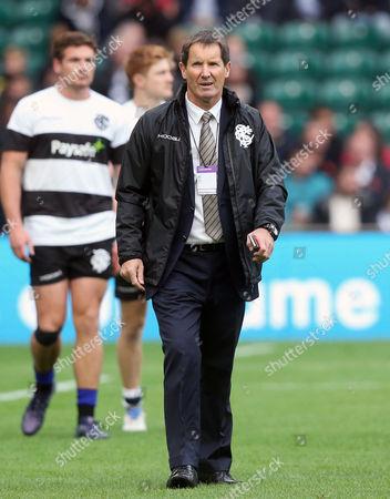 Baa-baas' coach Robbie Deans