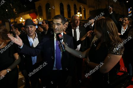Stock Image of Amr Waked
