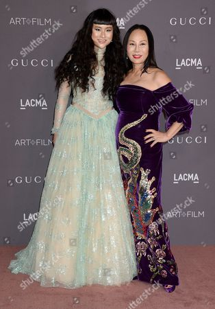 Editorial picture of LACMA: Art and Film Gala, Los Angeles, USA - 04 Nov 2017