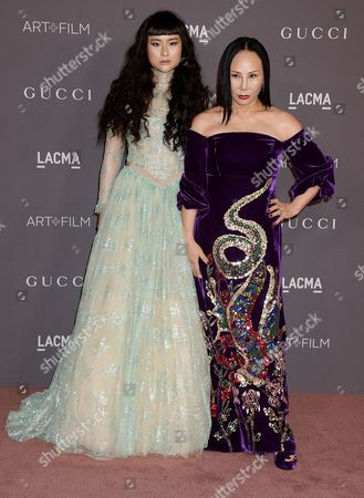 Editorial image of LACMA: Art and Film Gala, Los Angeles, USA - 04 Nov 2017