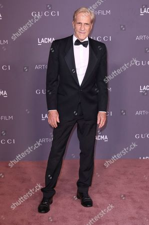 Randal Kleiser arrives at the LACMA Art + Film Gala at the Los Angeles County Museum of Art on in Los Angeles