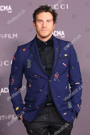 Editorial picture of 2017 LACMA Art + Film Gala, Los Angeles, USA - 04 Nov 2017