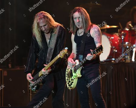 Editorial image of Vince Neil in concert at The Magic City Casino, Miami, USA - 04 Nov 2017