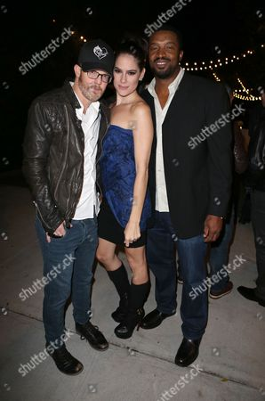 Jason Gray-Stanford, Tiffany Michelle, Roger Cross