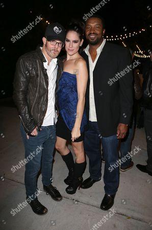Jason Gray-Stanford, Tiffany Michelle, Roger Cross