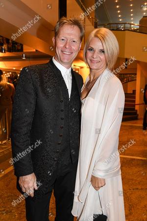 Dieter Thoma mit Ehefrau Manuela Thoma