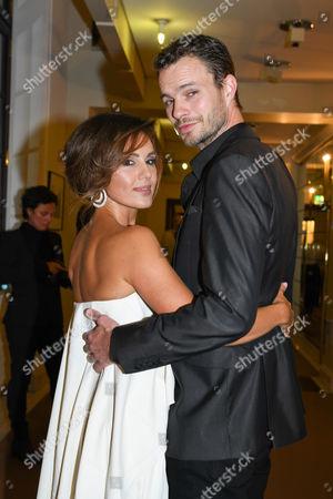Nazan Eckes mit Ehemann Julian Khol