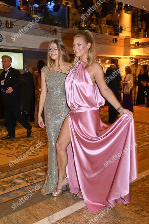 Magdalena Brzeska mit Tochter Noemi