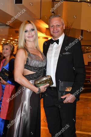 Stefan Bloecher and Stephanie Haupt
