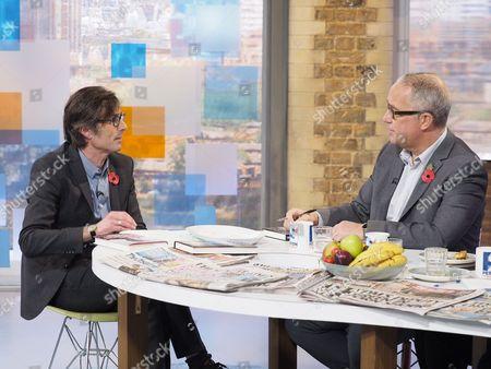 Editorial picture of 'Peston On Sunday' TV show, London, UK - 05 Nov 2017