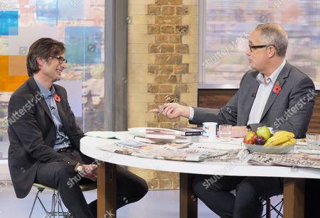 Editorial image of 'Peston On Sunday' TV show, London, UK - 05 Nov 2017