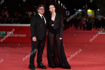 Marco Belardi and Caterina Shulha