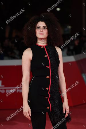 Editorial picture of 'The Place' premiere, Rome Film Festival, Italy - 05 Nov 2017