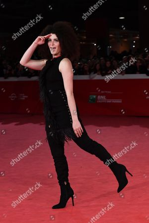 Editorial image of 'The Place' premiere, Rome Film Festival, Italy - 05 Nov 2017