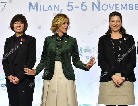 Editorial photo of G7 Health Ministerial Meeting in Milan, Italy - 05 Nov 2017