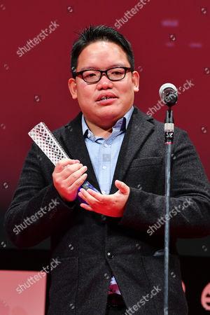 Editorial picture of Closing ceremony, 30th Tokyo International Film Festival, Japan - 03 Nov 2017