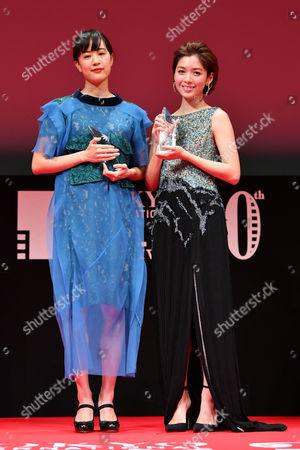 Editorial photo of Closing ceremony, 30th Tokyo International Film Festival, Japan - 03 Nov 2017