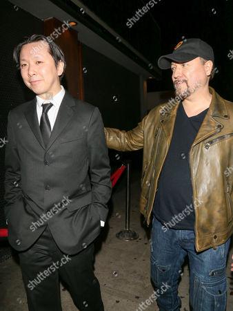 Chee Keong Cheung and Carlos Gallardo