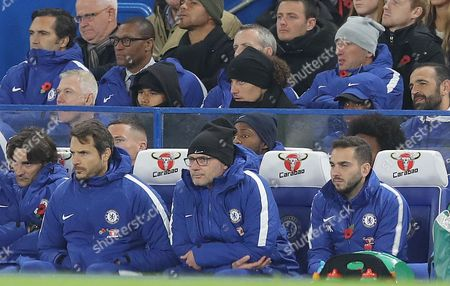 Editorial picture of Chelsea v Manchester United, Premier League, Stamford Bridge, London, UK, - 05 Nov 2017