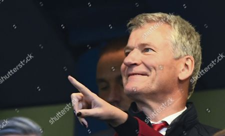 Former Manchester United Chairman David Gill