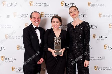 Stock Picture of David Hayman, Laura Fraser - Actress Television - The Missing and Freya Mavor