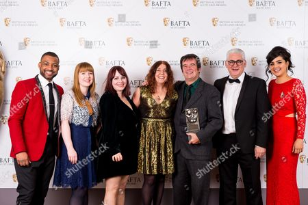 Claire McCluskey, Dawn Elrick, Pauline Law, Jonathan Seal, Andrew Thompson - BBC/BBC Two - Specialist Factual - The Marvellous World Of Roald Dahl with citation readers Jonathan Gill & Storm Huntley