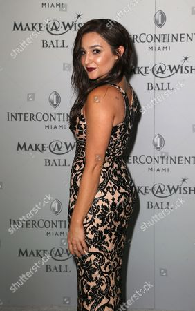 Editorial image of 23nd Annual InterContinental Miami Make-A-Wish Ball, Miami, Florida, USA - 04 Nov 2017
