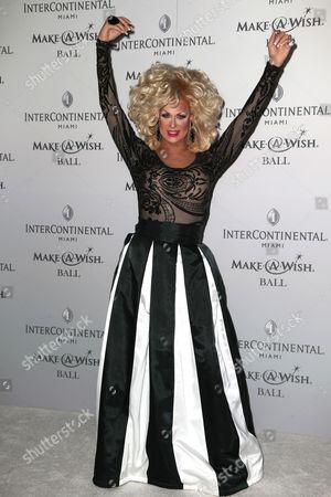 Editorial picture of 23nd Annual InterContinental Miami Make-A-Wish Ball, Miami, Florida, USA - 04 Nov 2017