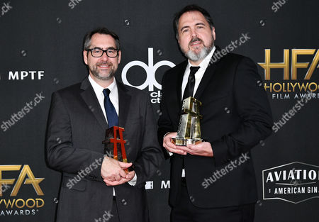 Editorial photo of Hollywood Film Awards, Arrivals, Los Angeles, USA - 05 Nov 2017
