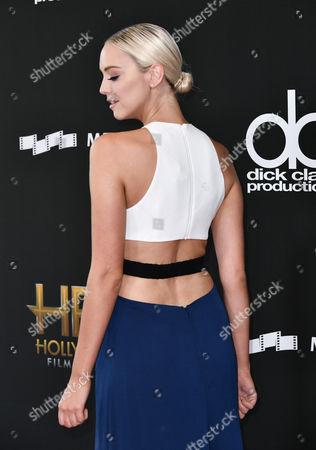 Editorial image of Hollywood Film Awards, Arrivals, Los Angeles, USA - 05 Nov 2017