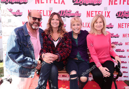 Fred Melamed, Mo Collins, Maria Bamford and Mary Kay Place