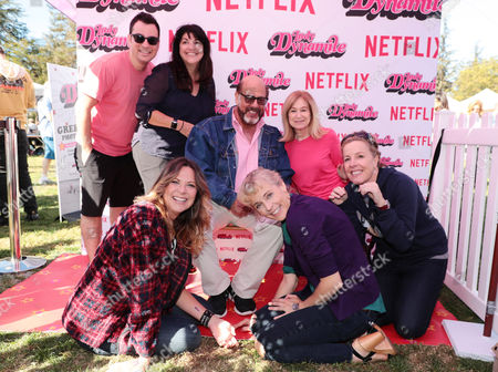Andy Weil - Director of original series, Netflix, Theresa Mulligan Rosenthal - Exec. Producer, Mo Collins, Fred Melamed, Maria Bamford, Mary Kay Place and Pam Brady - Exec. Producer