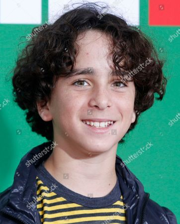 """Jason Drucker arrives at the LA Premiere of """"Daddy's Home 2"""" at the Regency Village Theatre, in Los Angeles"""