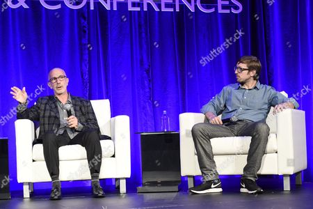 Russell Levine, CEO, Route One Entertainment, and Ben Stillman, SVP, Black Bear Pictures