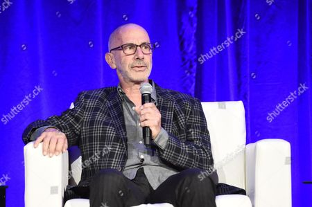 Editorial picture of American Film Market 2017 - Day 5 at the Fairmont Hotel, Los Angeles, USA - 05 Nov 2017