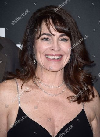 Stock Picture of Cynthia Sikes arrives at the Hollywood Film Awards at the Beverly Hilton hotel, in Beverly Hills, Calif