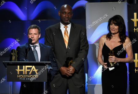 Editorial image of 2017 Hollywood Film Awards - Show, Beverly Hills, USA - 05 Nov 2017