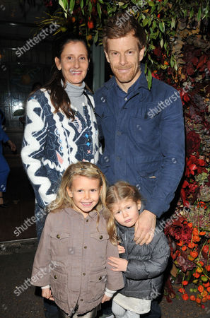 Guests and Tom Aikens