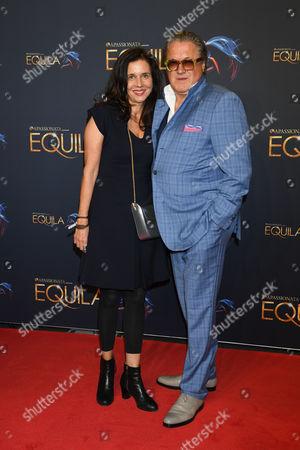 Michael Brandner mit Ehefrau Karin,